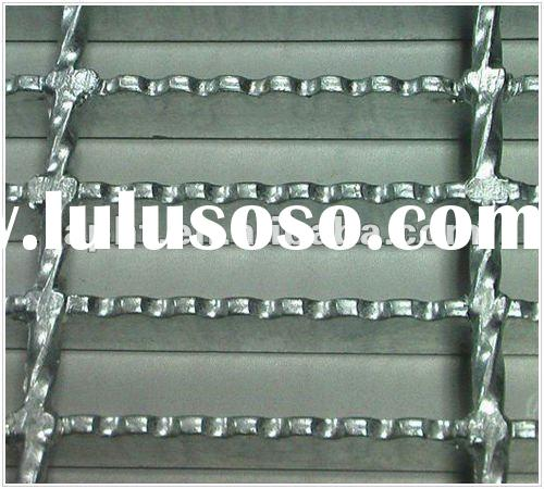 Rectangular Bar Steel Grating weight directly from factory