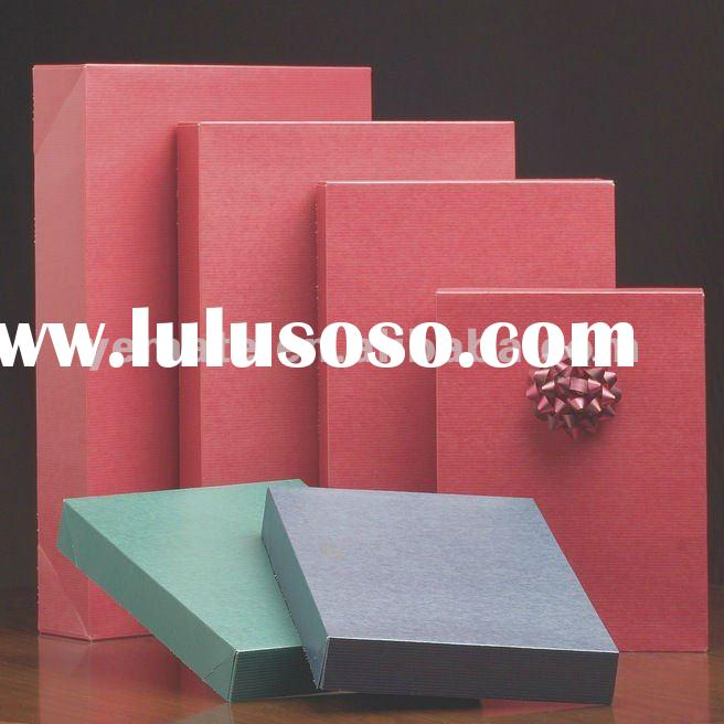 Recycle paper decorative cardboard storage boxes, cardboard box, cardboard shoe box wholesale
