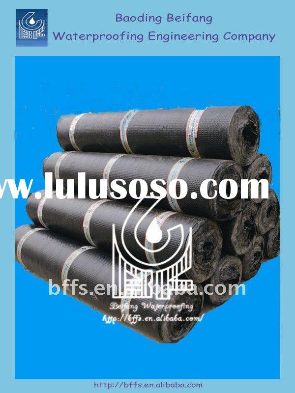 SBS/APP modified bitumen rubber roofing waterproofing membrane