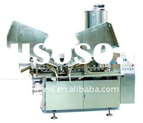 SM plastic bottle filling and sealing machine