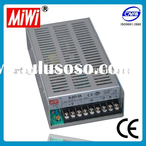 S-201-24 ATX Led Switching Mode AC DC Power Supply