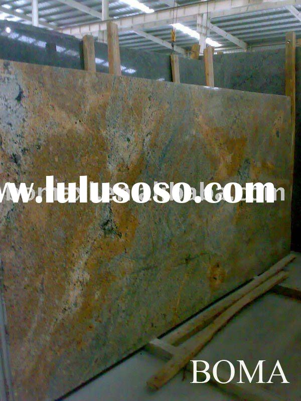 Sahara Gold Yellow Granite Slab,Granite Slab Size