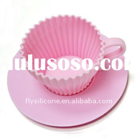 Pink cupcake reusable cake ideas and designs for Giant cupcake liner template