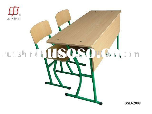 School furniture Classroom Child's Table/student Desk and Chair