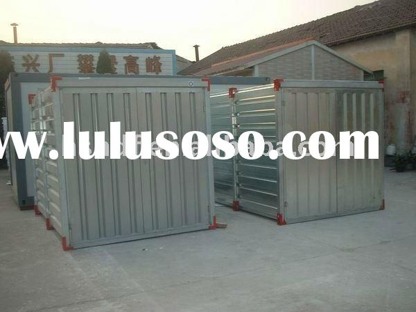 Small Steel Container Storage House