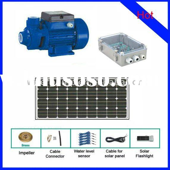 Solar panel and solar energy products