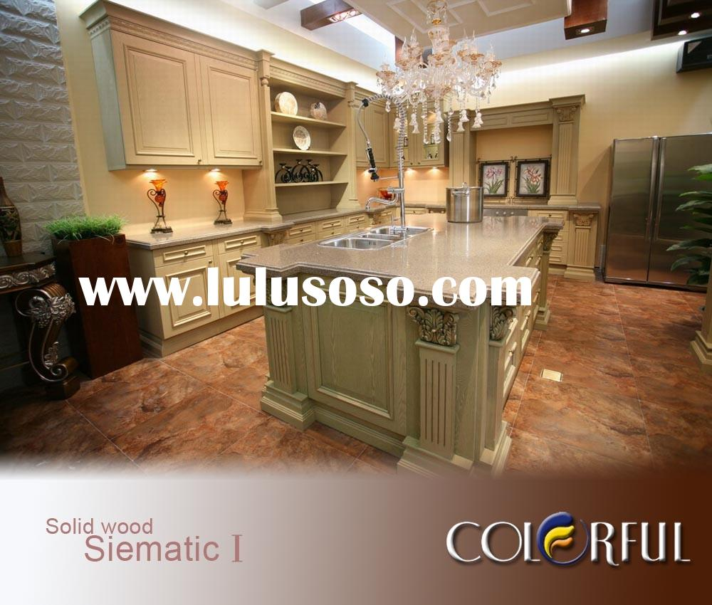 Solid wood kitchen cabinet/furniture(Siematic 1)