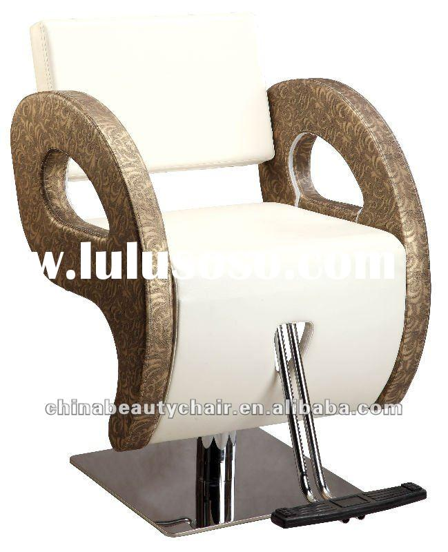 Stainless Steel Base Beauty Salon Chair