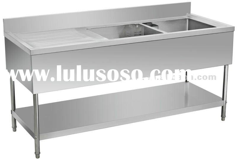 Excellent Stainless Steel Sink with Drainboard 800 x 541 · 29 kB · jpeg