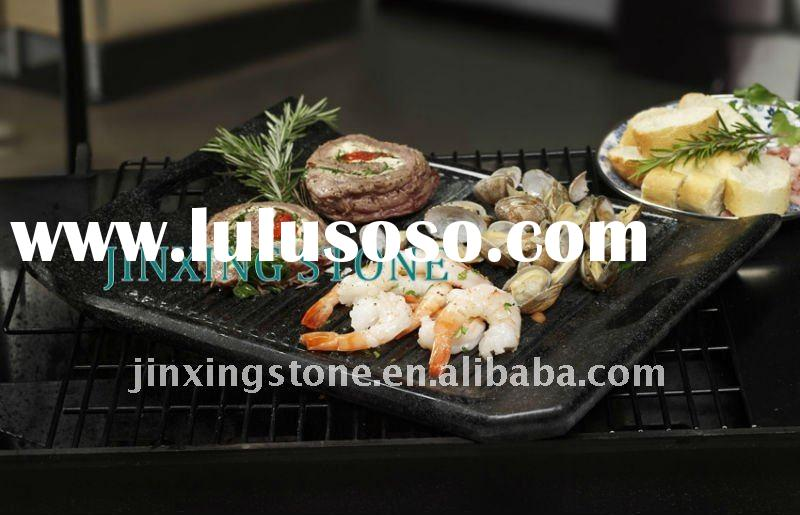 Stone Barbecue/Pizza Baking Stone/Stone Grill Pan/Cooking Utensil