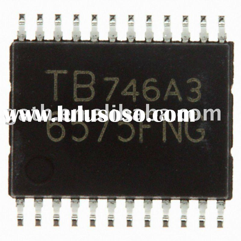 TB6575FNG BRUSHLESS DC MOTOR DRIVER IC, 5.5V 0.2MA