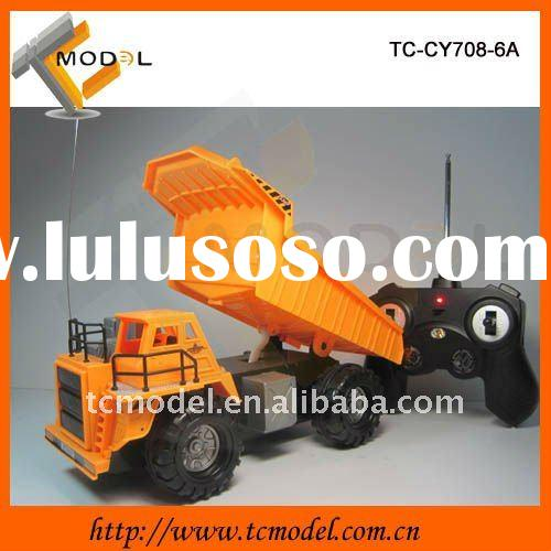 TC Model RC toy car dump truck model toy