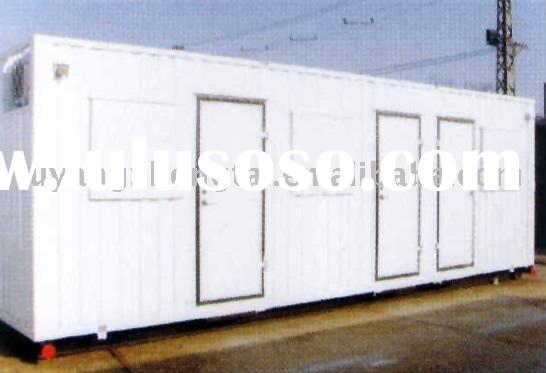 The newest oil field mobile camp house