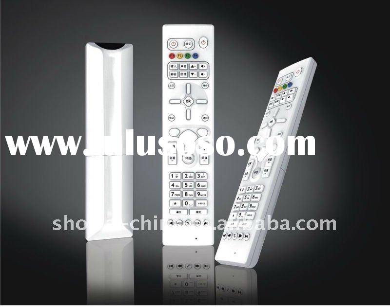 Universal remote control with fly mouse & wireless microphone