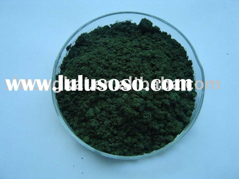 Used for cotton and adhesive fabric dyeing\Water soluble sulfur bright green\Sulfur Brilliant Green