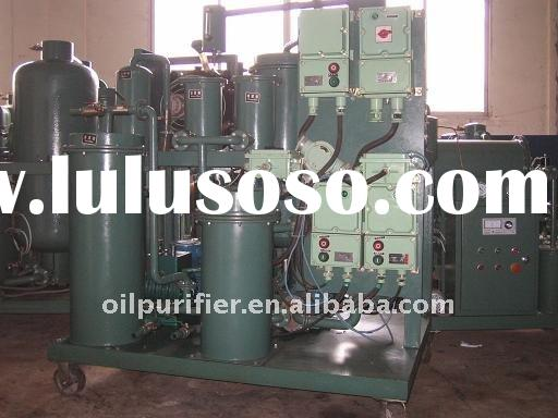 Used lubricating oil purification / Hydraulic oil recycling machine/ oil reclaiming / oil filtering