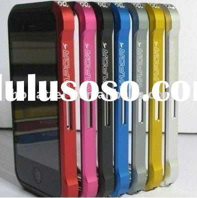 Vapor case aluminum bumper case for iphone 4, vapor 4 element case for iphone4