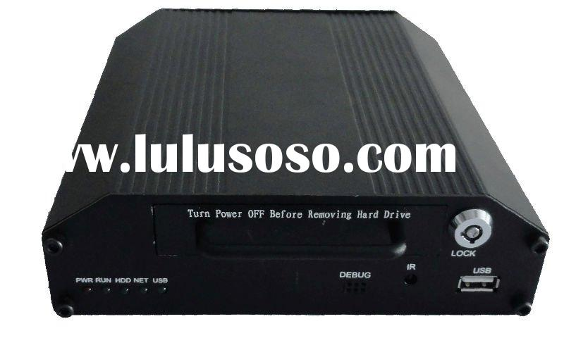 Vehicle DVR with 8 channel H.264 Compression, also have GPS function,