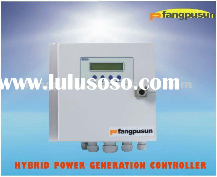 Wind Solar Hybrid Power System Charge Controller