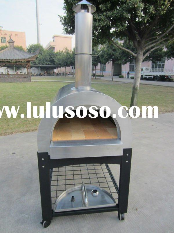 Wood Burning Stove With Oven Wood Burning Pizza Oven
