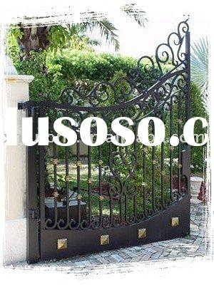 Wrought iron decorative gate, Entrance Gates