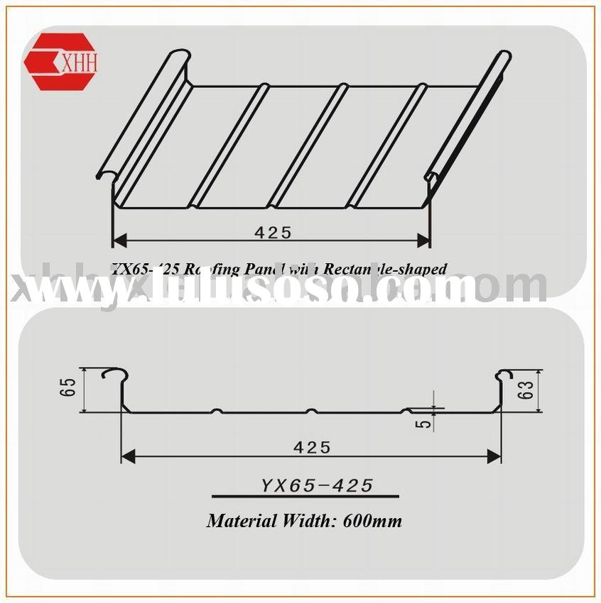 Metal Roof Panel Dimensions Metal Roof And Villa