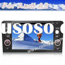 ***good quality***car audio gps dvd with radio cd mp3 mp4 bluetooth special For Audi A3 2003 to 2011