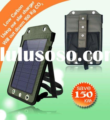 .surge solar charger Provides Power to Mobile Phone, Digital Products, MP3, and MP4,PSP/GPS
