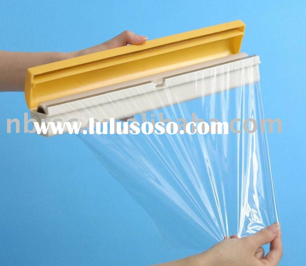 aluminium foil container for foil cutter made in plastic