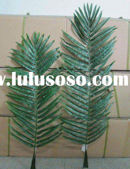 artificial palm leaves,artificial palm tree accessories