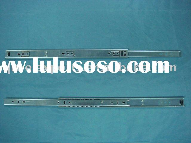 ball bearing drawer slide , slide railing,drawer rail