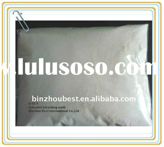 best activated bleaching earth for plant oil refined