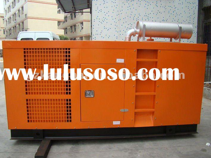 china diesel generator set/small generator set/generator sound enclosure