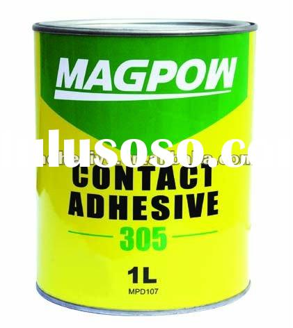 contact cement/ adhesive/ glue