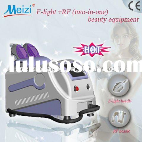 elight hair removal machine (IPL+RF) with 2 Handles