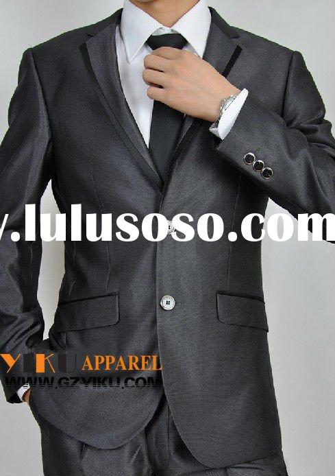 fashion and elegant men's suit