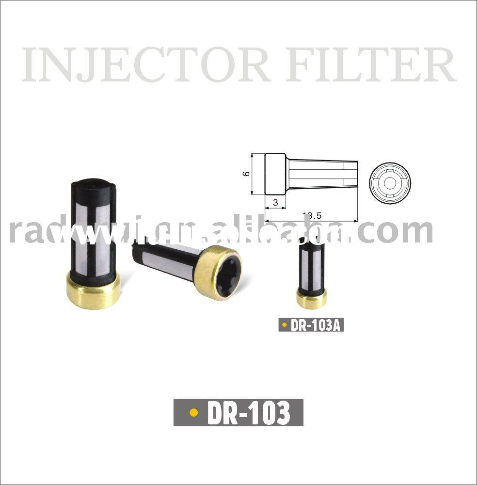 fuel injection filter - BOSCH fuel injector part fuel nozzle part injector filter DR-103