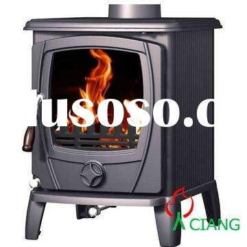 high quality wood burning stove made in China with water jacket