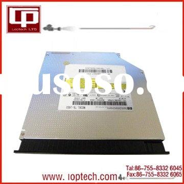 laptop DVD drive DVD RW LightScribe Drive TS-L633 For HP DV4 DV6