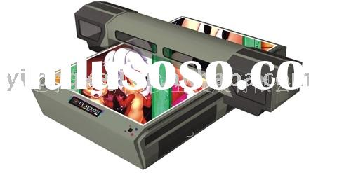 large format YL-2518 UV flatbed printer