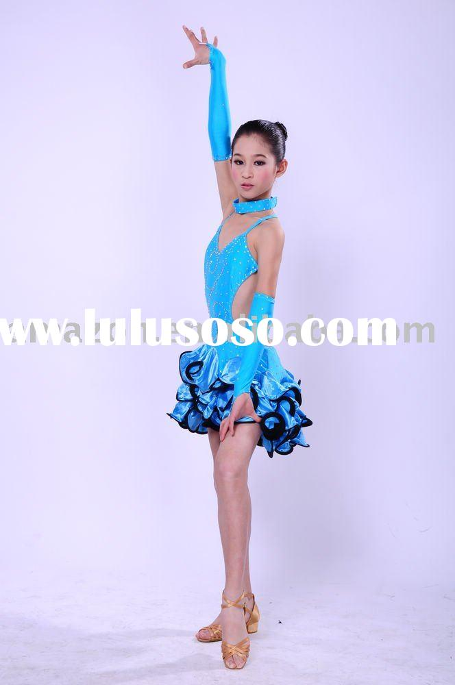 latin skirt adult costumes/dance costume/ballet costumes