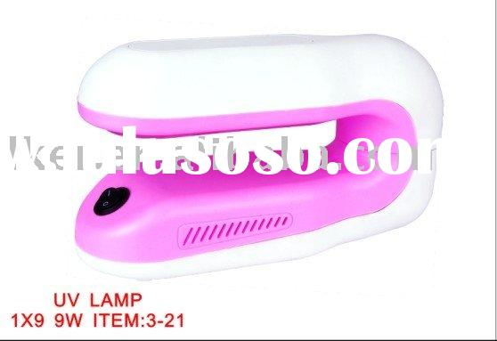 nail art 9w uv lamp uv gel light nail art product factory