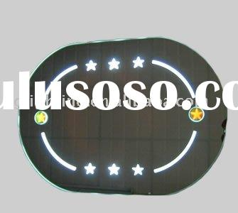 on-off switch light glass cool to touch LED Mirror light
