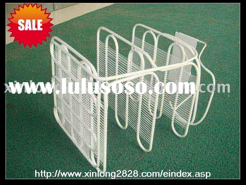 refrigerator compressor (wire on tube evaporator for refrigerator)