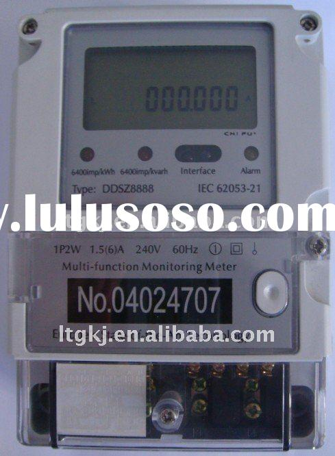 Bypass New Electrical Digital Meters : Bypass digital electric meters