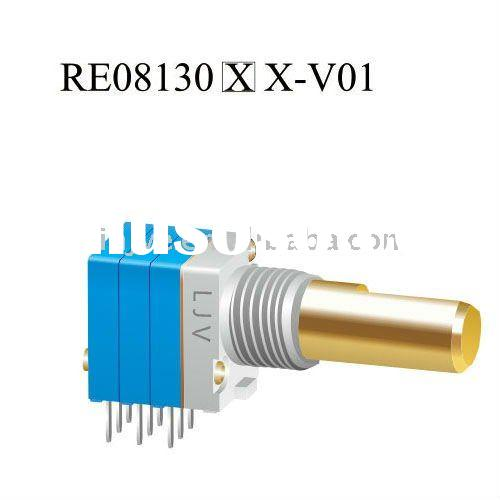 rotary encoder potentiometer switch for car lift