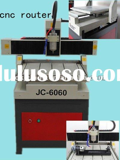 small cnc metal machine made in China JC6060