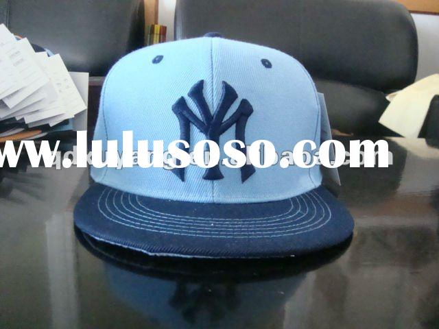 snapback hat baseball cap with embroidered logo
