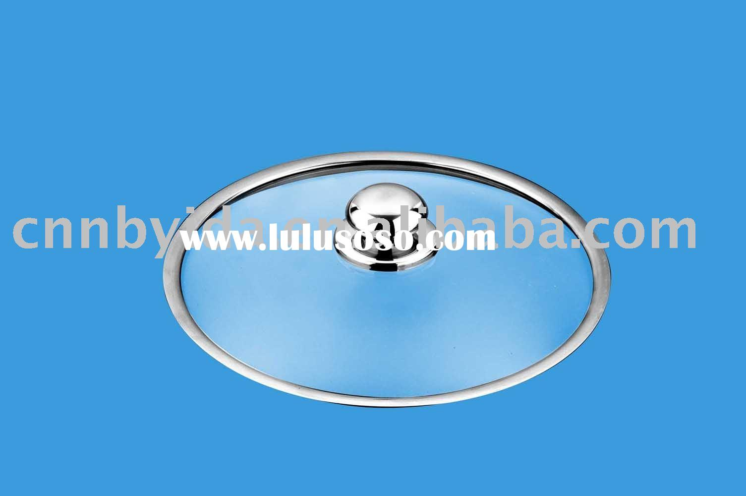 stainless steel cookware lid