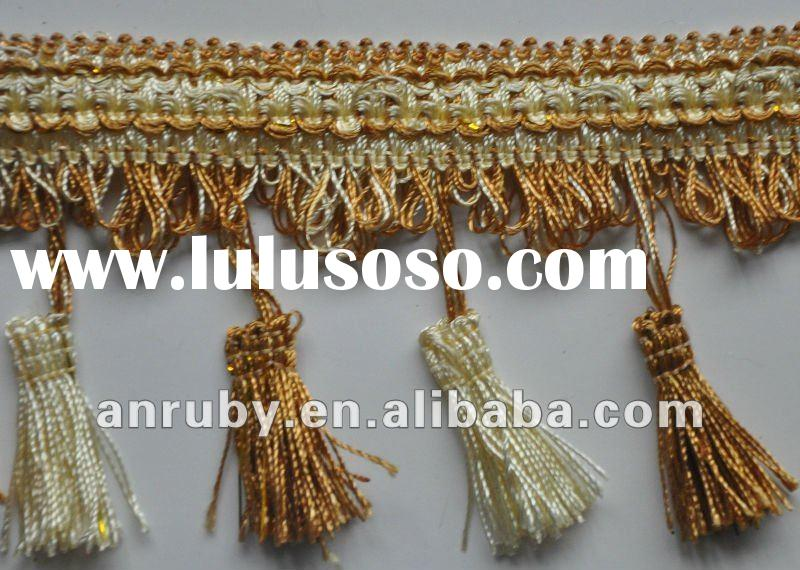 stock curtain fringe curtain accessories